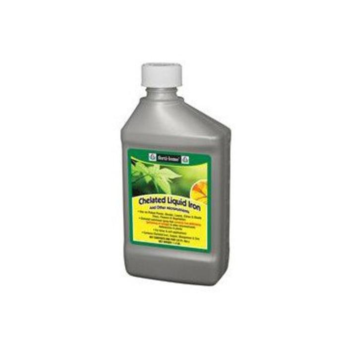 F-L Chelated Liquid Iron 16 oz Concentrate
