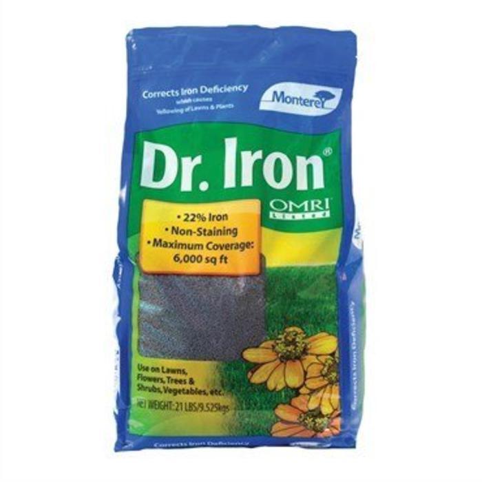 Monterey Dr Iron 21#
