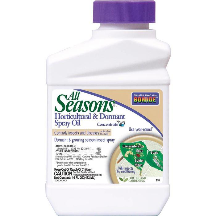 Bonide All Season's Oil 32 oz RTU