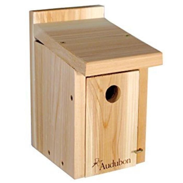 Audubon Cedar Wren House