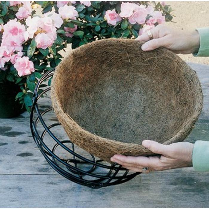 """Gardman Coco Liner Round Basket 10"""""""