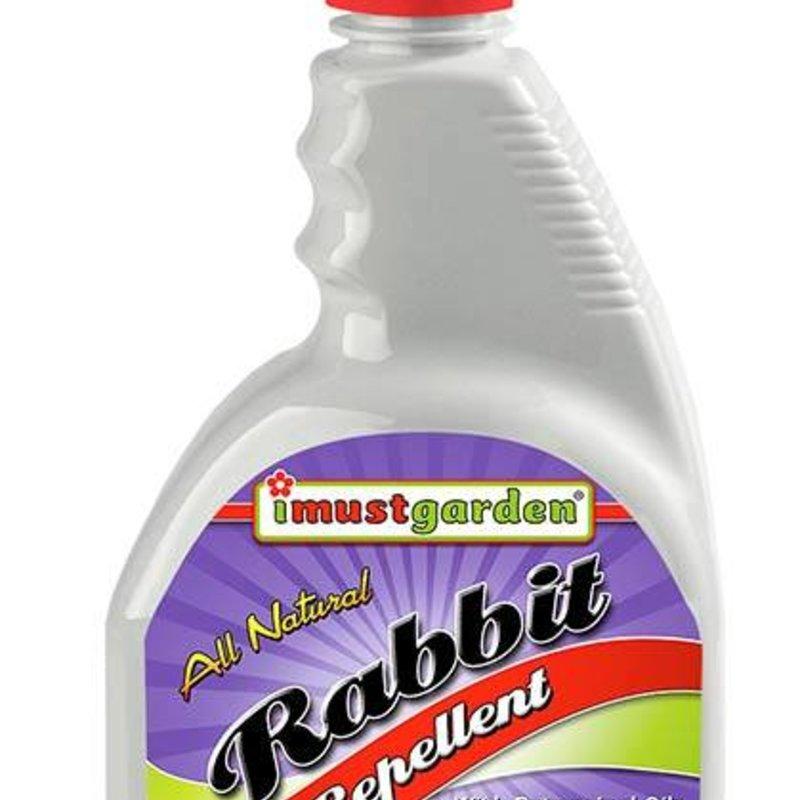 I Must Garden IMG Rabbit Repellent 32 oz RTU