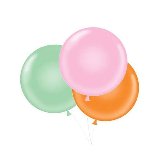 Latex Balloon Bundle of 3