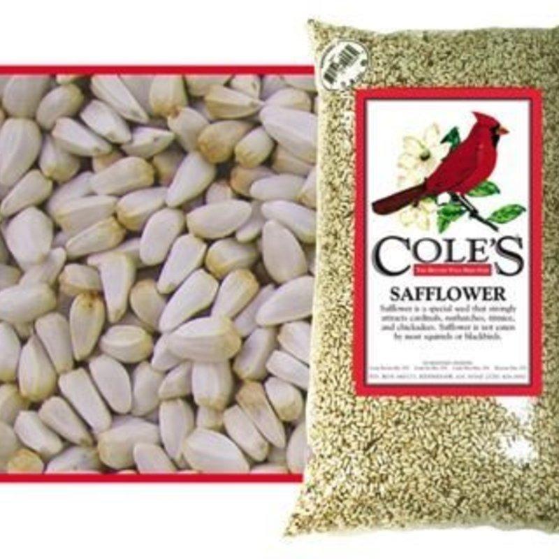 Cole's Cole's Safflower Seed 5#