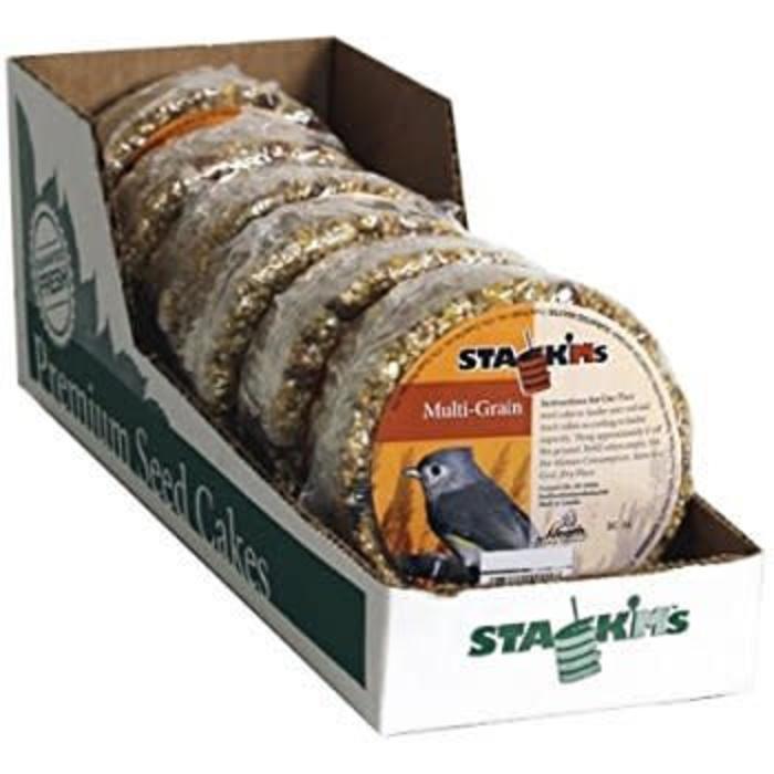 Stack'Ms Multigrain Seed Cake 6.4 oz
