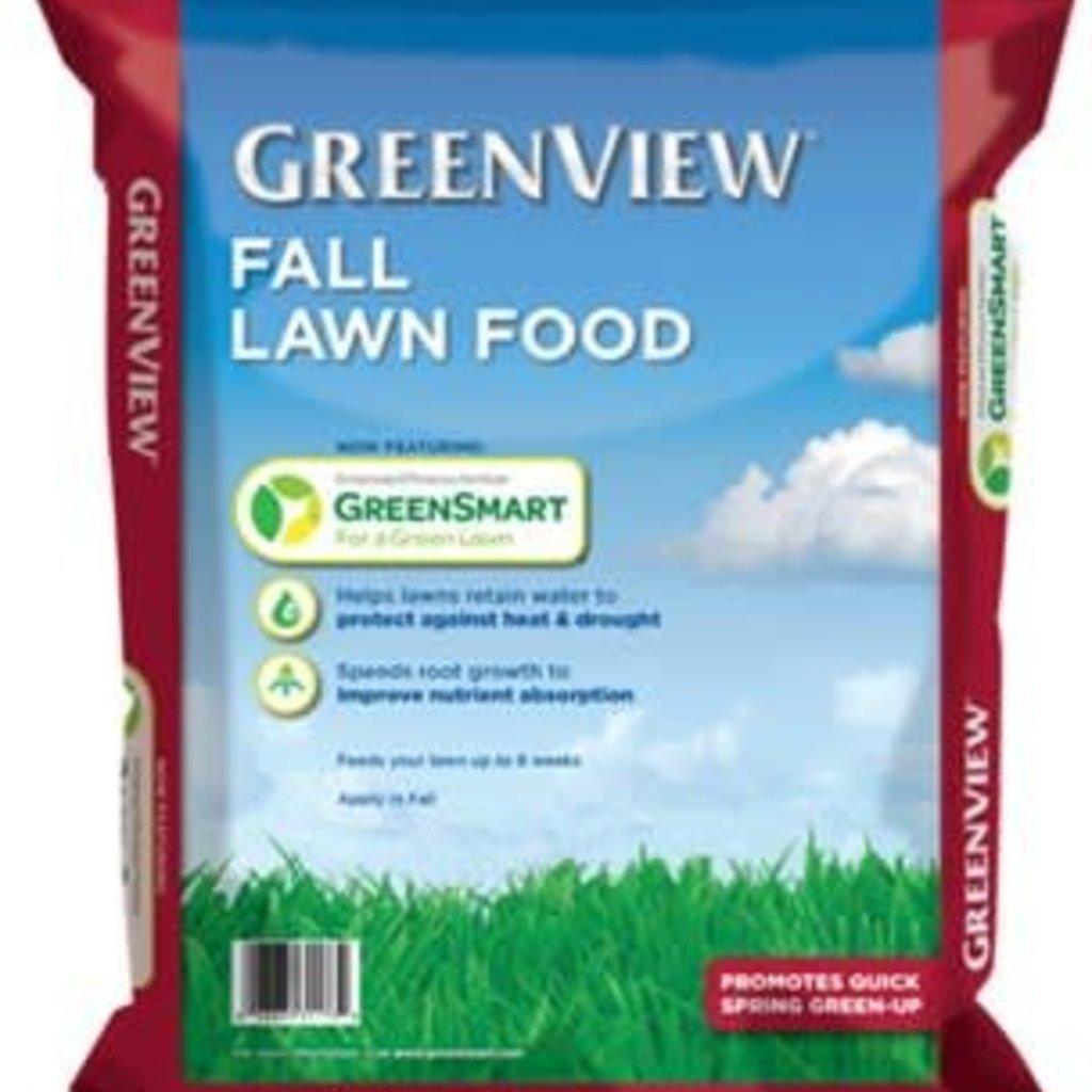 Greenview Fall Fertilizer 22-0-10 15M