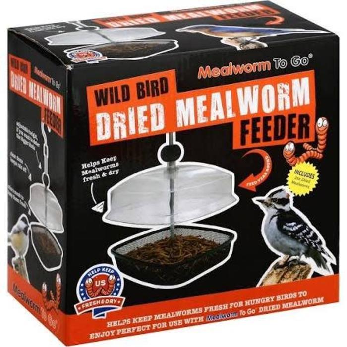 Unipet Feeders To Go Mealworm Feeder