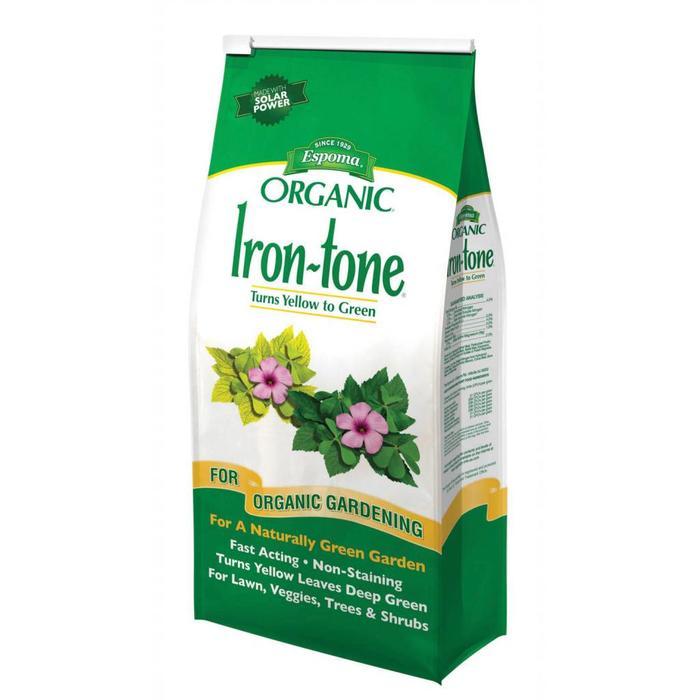 Espoma Iron Tone 18#