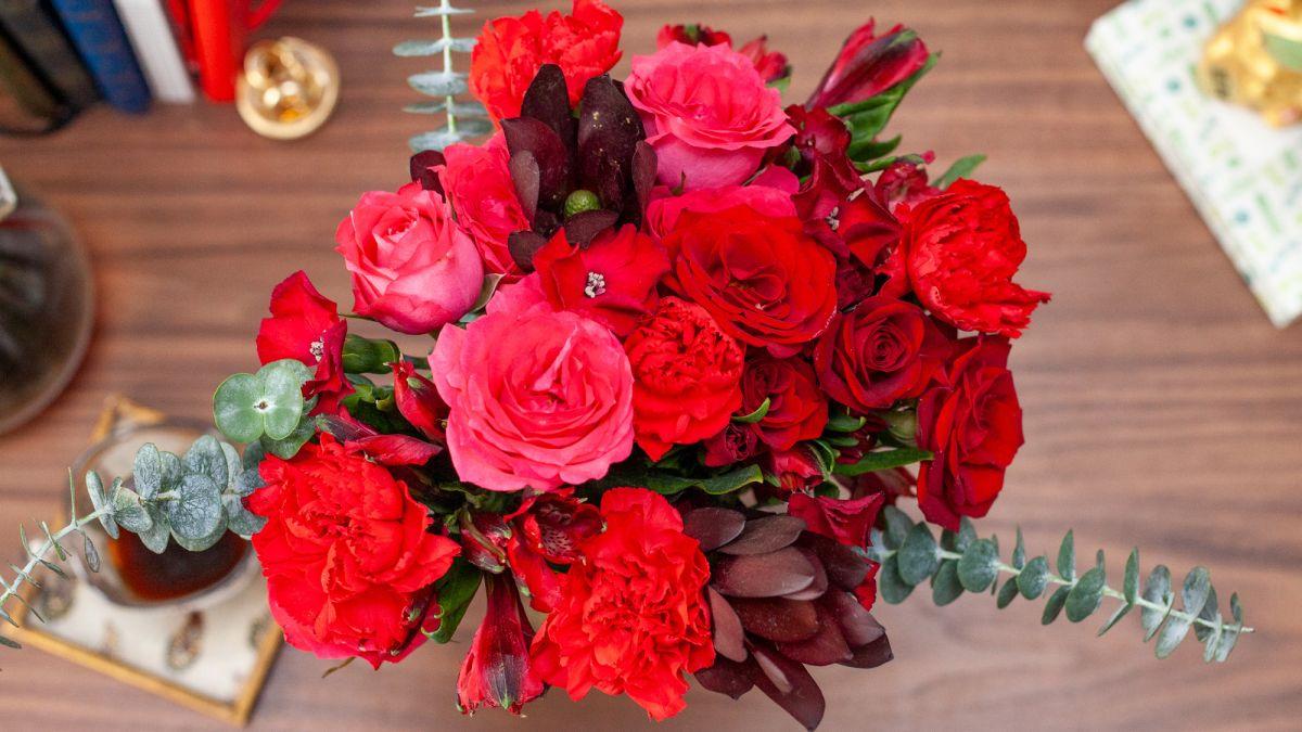 Open Valentine's Day