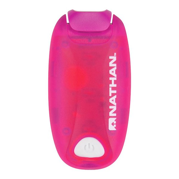 Nathan Strobelight Waterproof - Pink