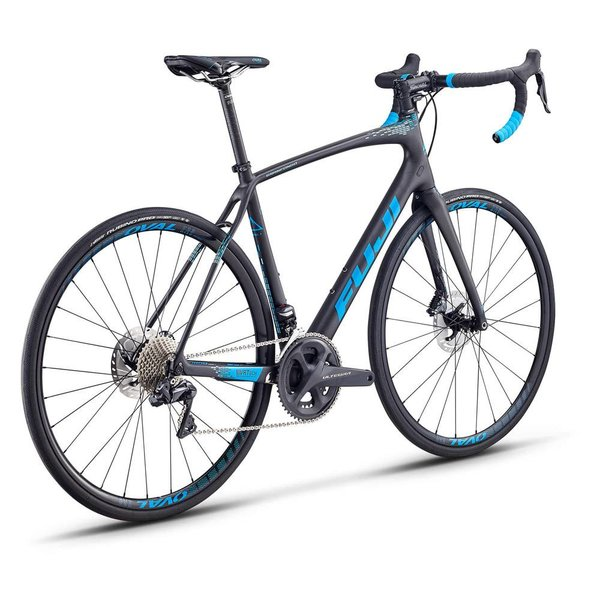 Fuji Gran Fondo 1.1 Carbon Disc Ultegra Di2 Road Bike