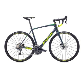 Fuji Gran Fondo 1.3 Carbon Disc Ultegra Road Bike