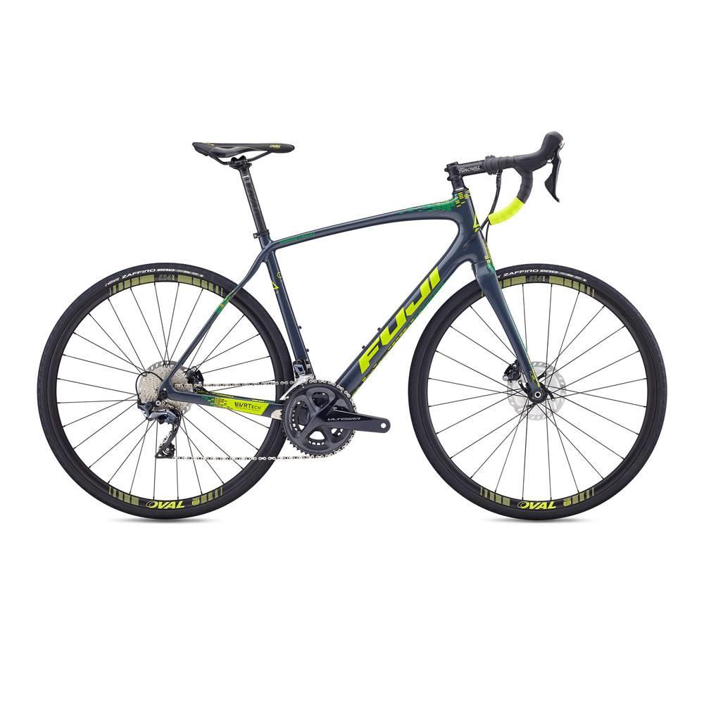 6786bcc54 2019 Fuji Gran Fondo 1.3 Carbon Disc Ultegra Road Bike - Nytro ...