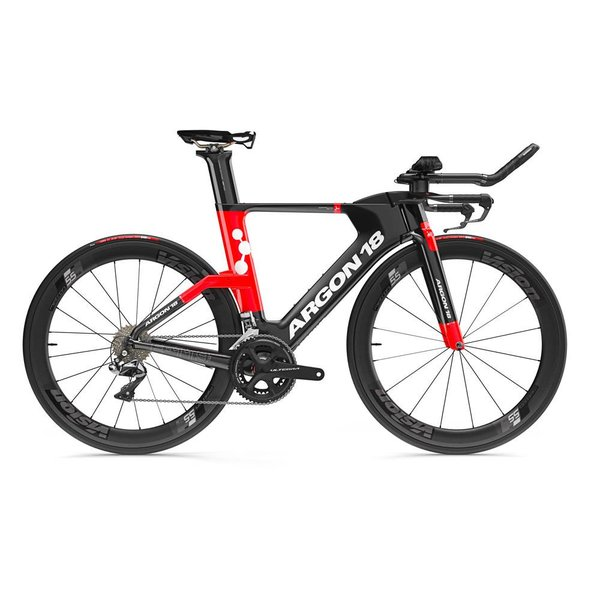 Argon 18 E-119 Tri Ultegra Di2 Triathlon Bike