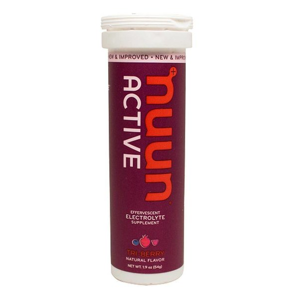 Nuun Hydration Tri Berry Drink Tablet Tube-10 Tablets