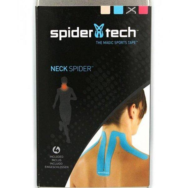 Spidertech Neck Spider Tape - 4 Pack