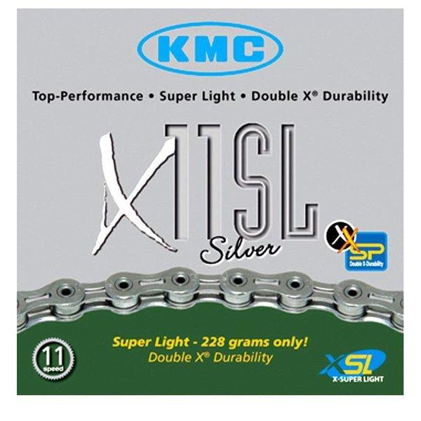 KMC X11Sl 11 Speed Chain - 112Links