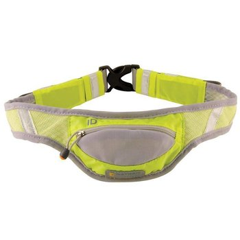 Nathan Reflective Belt Hi Viz Yellow