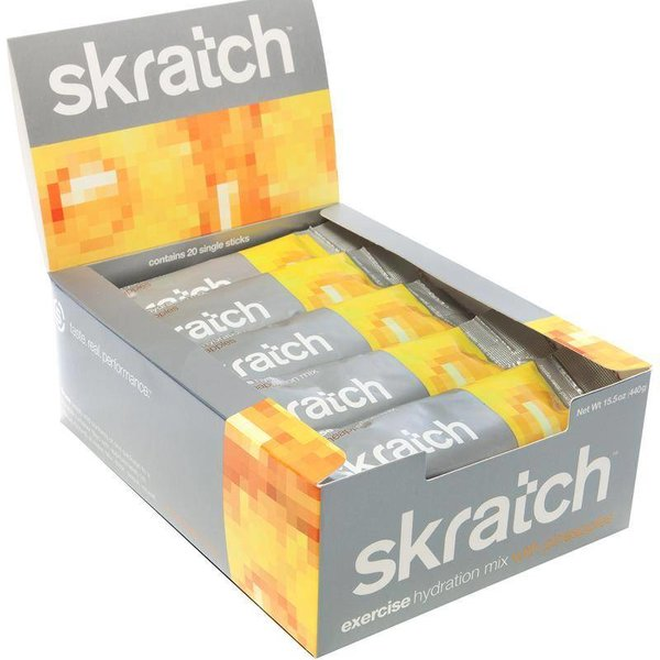 Skratch Exercise Mix Pineapple Box - 20CT