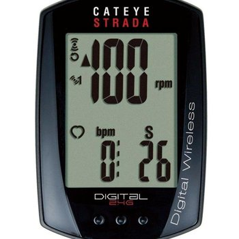 Cateye Strada Digital Wireless Bike Computer