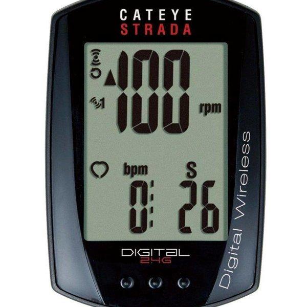Cateye Strada Digital Wireless Bike Computer