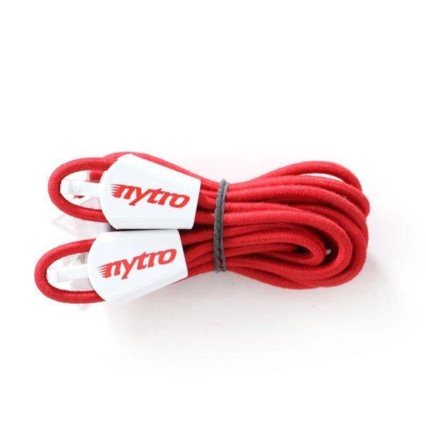 Nytro Yankz-Sure Lace System Red Case