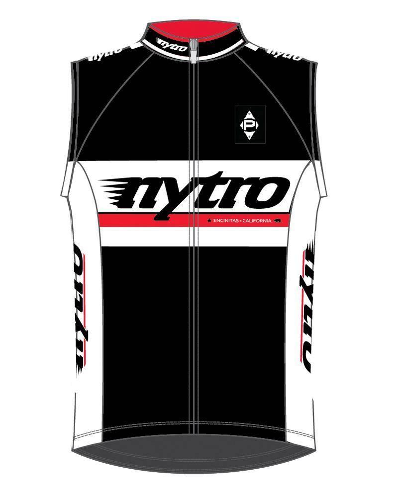 3f57a403d Unisex Wind Cycling Vest - Panache - Nytro Multisport