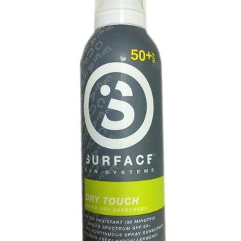 Surface Quick Dry Touch Sunscreen Spray - SPF50