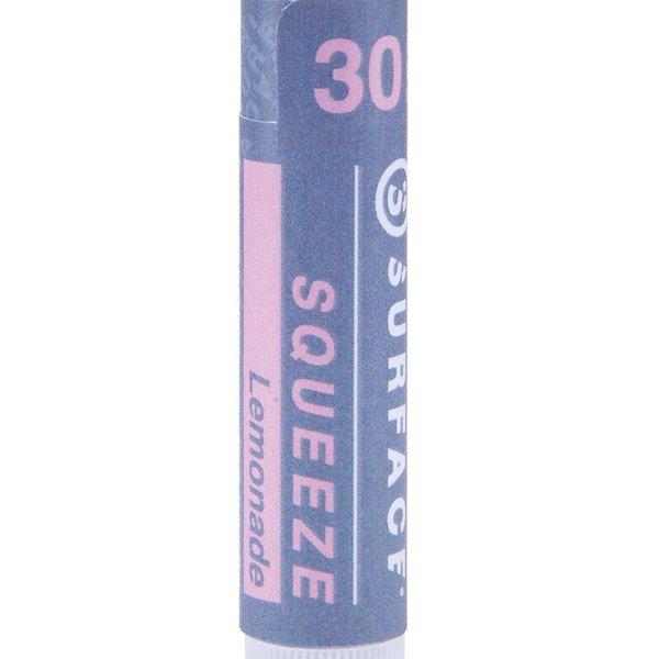 Surface Squeeze Lip Balm Sun Block - SPF30