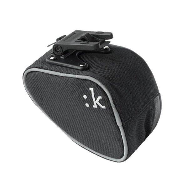 Fi'Zi:K Medium Saddle Bag With Clip