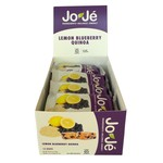 Joje Lemon Blueberry Quinoa Bars - 12Ct