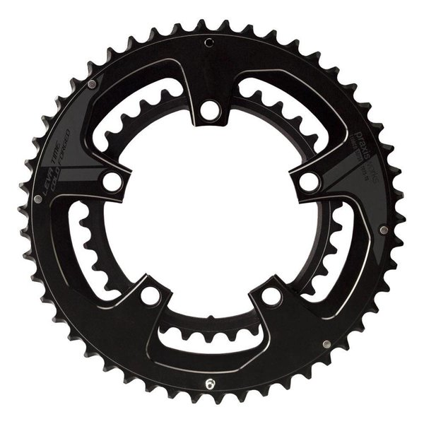 Praxis Compact Road Chainrings 52/36 110Bcd