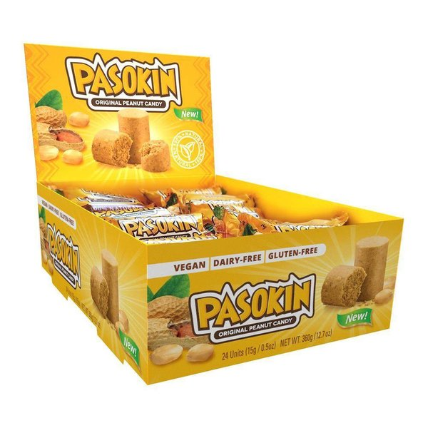Pasokin Peanut Butter Box - 24Ct