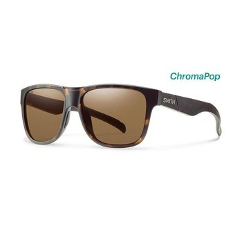 Smith Lowdown Xl Matte Tortoise Sunglasses