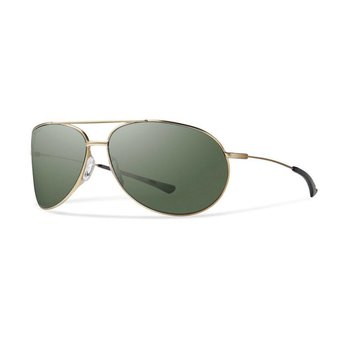 Smith Rockford Matte Gold Sunglasses