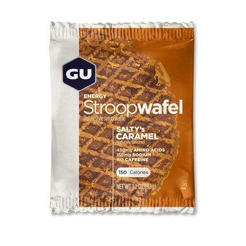 GU Stroopwafel Salt Caramel Box -16Ct