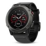 Garmin Fenix 5X Sapphire Slate Gray  GPS Watch