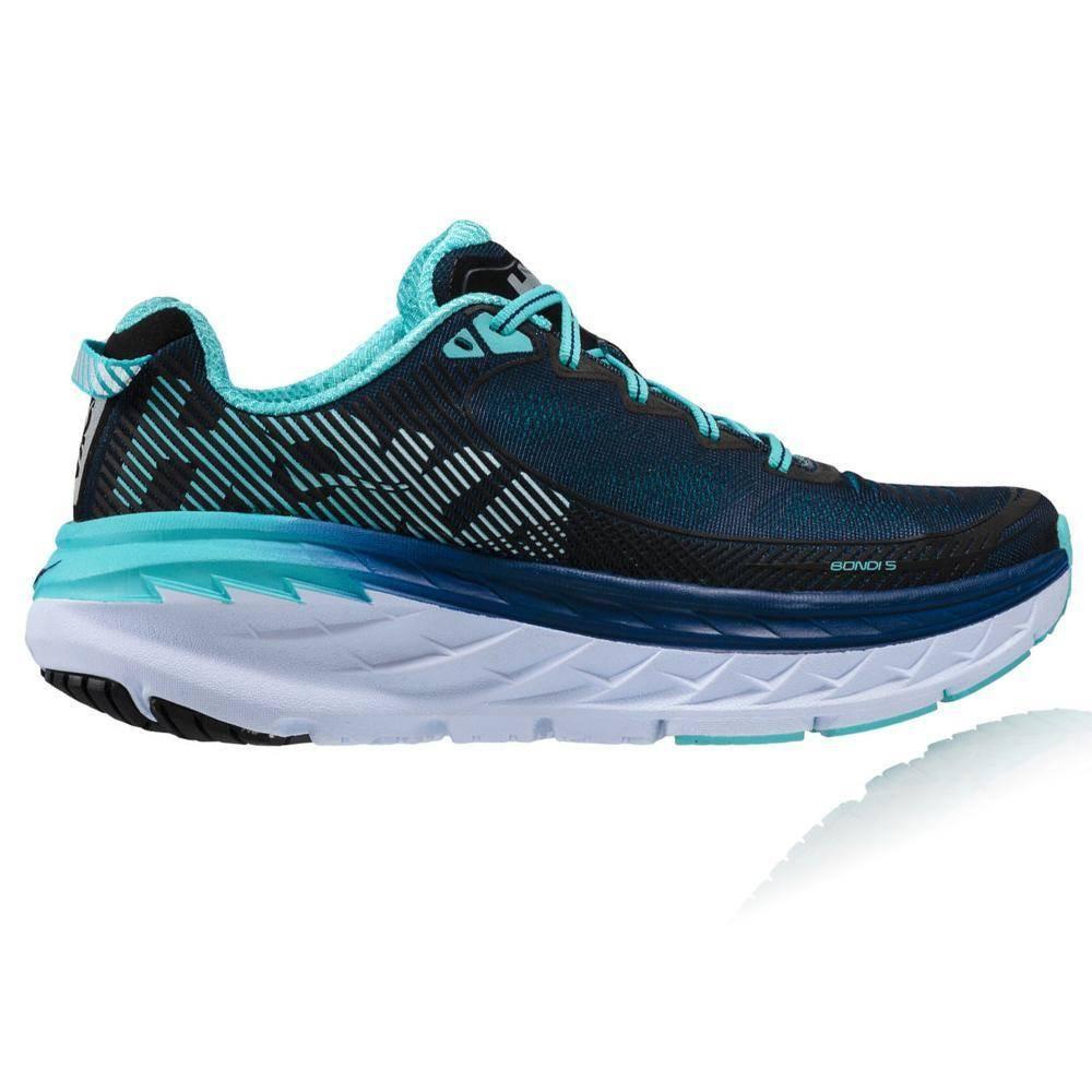 c321ab94a73b Womens Hoka Bondi 5 Running Shoes - Nytro Multisport