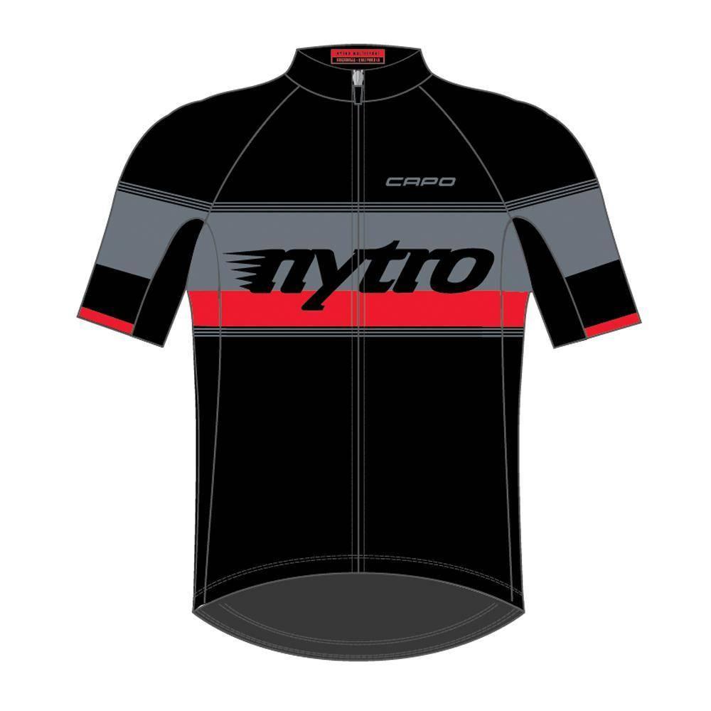 Mens Corsa Cycling Jersey - Capo - Nytro Multisport 5538229a7
