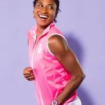 Betty Designs Little Pink Vest - Womens