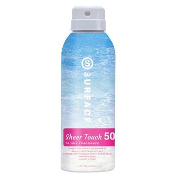 Surface Sheer Touch Tropix Sunscreen Spray - SPF50