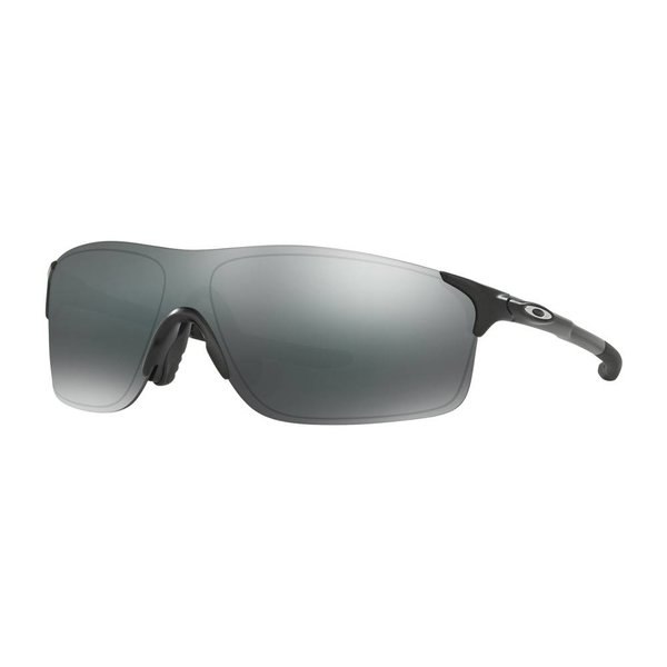 Oakley EV Zero Pitch Matte Black Sunglasses  -  Black Iridium