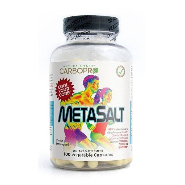 CarboPro Metasalt Thermolyte Capsules 100 Ct