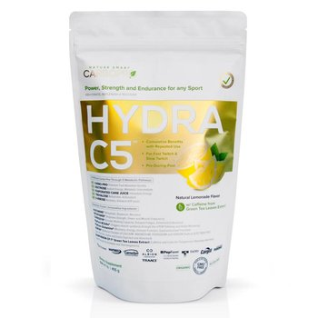 CarboPro Hydra C5 - Natural Lemonade Powder - 1 Lbs