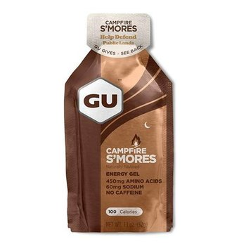 GU Campfire S'Mores Gel Box - 24CT