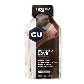 GU Espresso Love Gel Box 24Ct