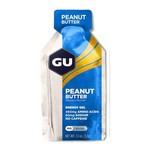GU Peanut Butter Gel Box 24Ct