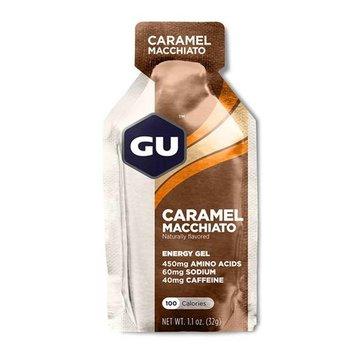 GU Caramel Macchiato Gel Box 24Ct