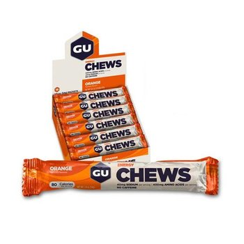 GU Chews Orange Box - 18Ct