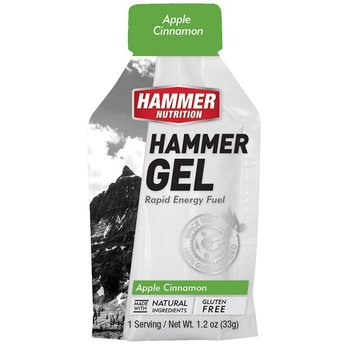 Hammer Nutrition Hammer Apple Cinnamon Gel Box - 24 Ct